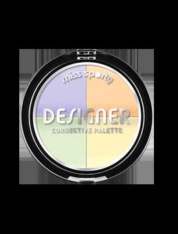 Paletka czterech korektorów Designe
