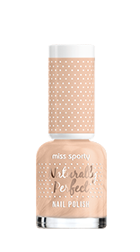 Nail Polish Naturally Perfect Peachy Cream 09