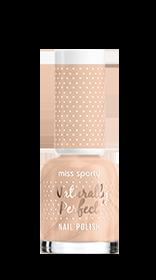 Lak na nehty Naturally Perfect Peachy Cream 09